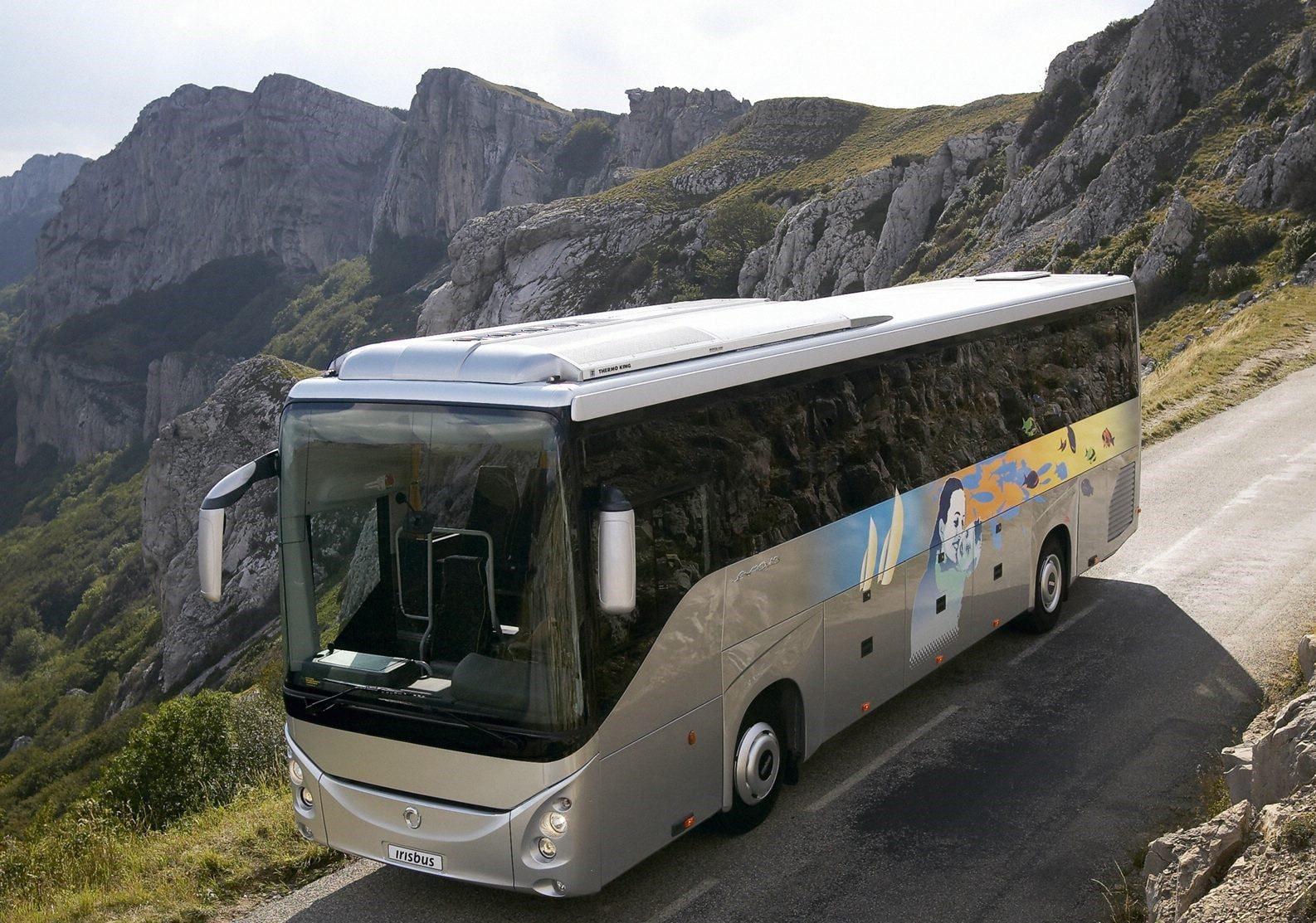 путешествия автобусом